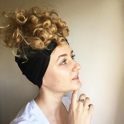 Only Curls Satijnen Pineapple Protector