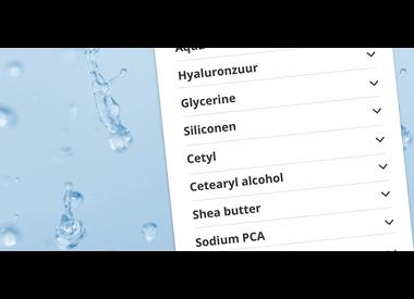 Veel gebruikte ingrediënten in CG Producten