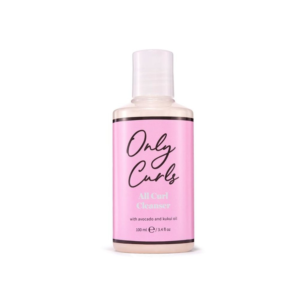 Only Curls Only Curls, All Curl Cleanser, 100 ml