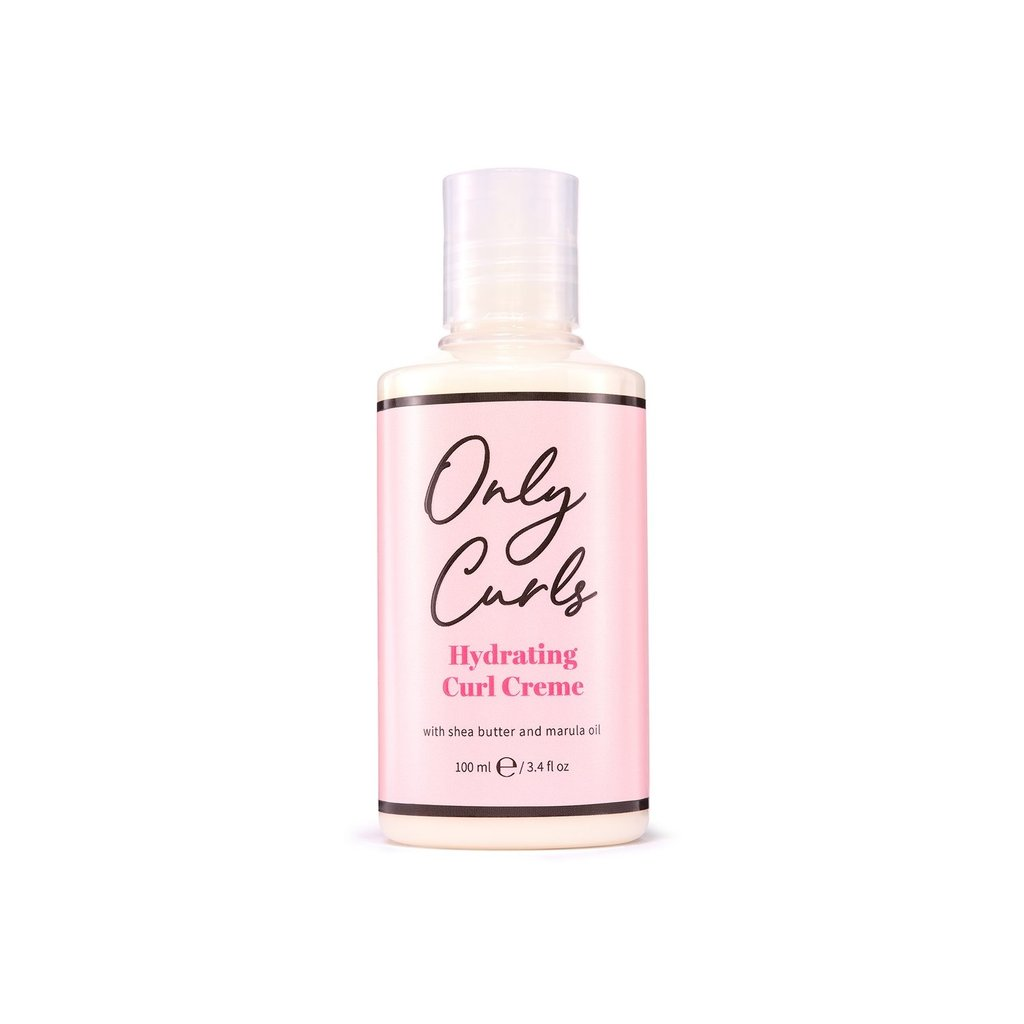 Only Curls Only Curls, Hydrating Curl Creme, 100 ml