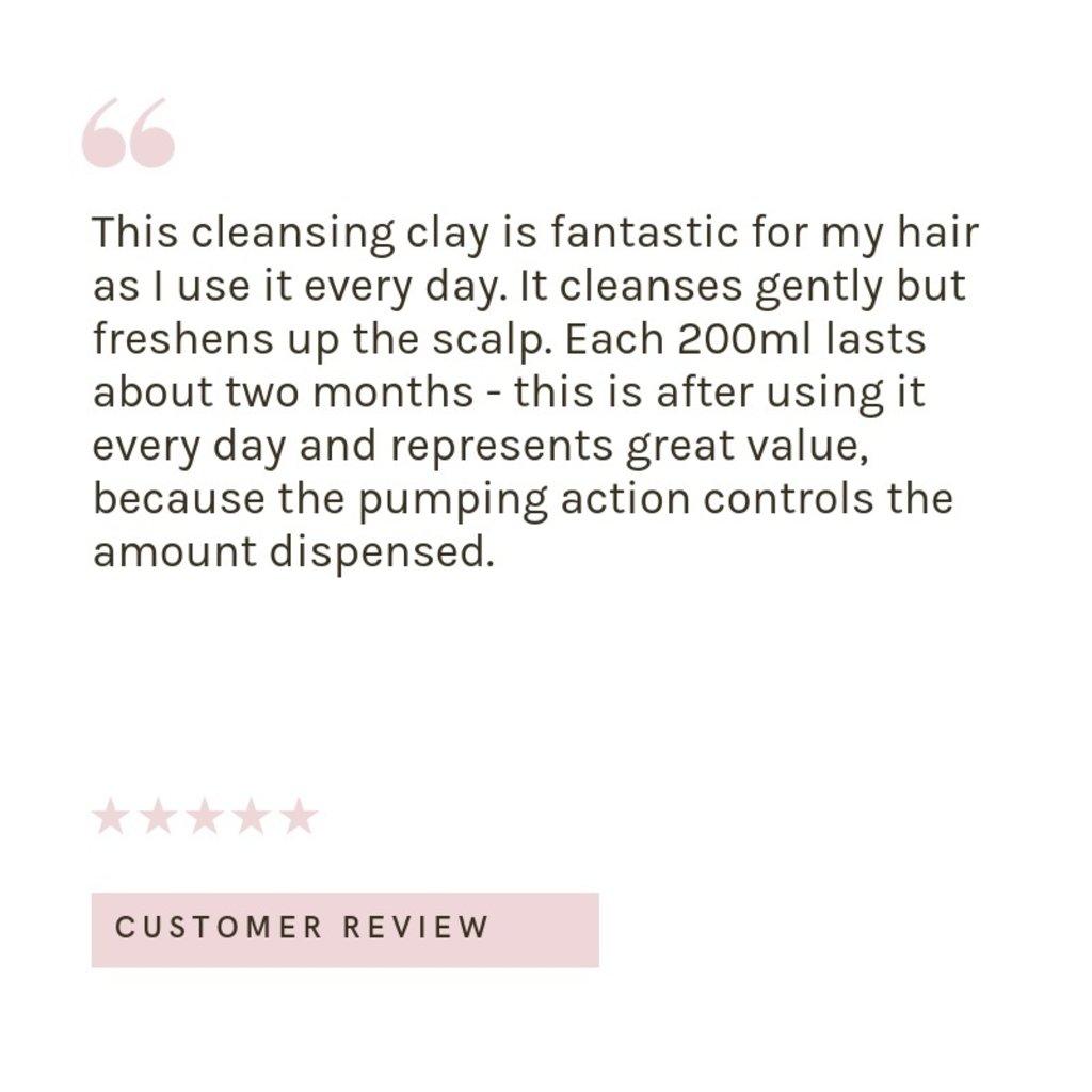 Trepadora Hibiscus Pink Cleansing Clay-Wash, 100 ml