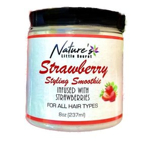 Nature's Little Secret Strawberry Styling Smoothie