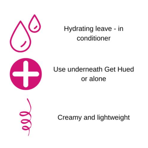 Gemini Naturals Get Hued Curl Awaken Primer, 237 ml