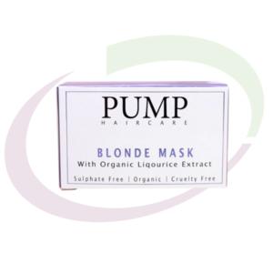 Pump Haircare Pump Blonde Hair Mask