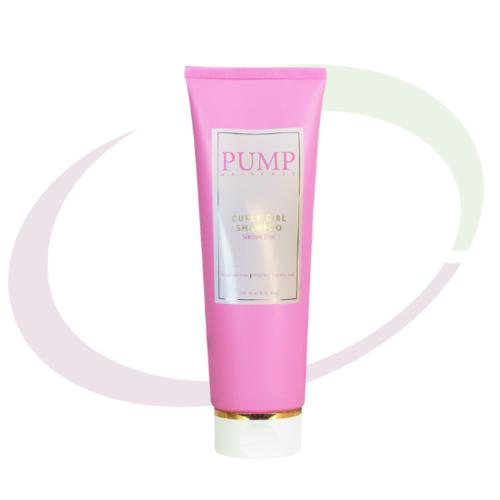 Pump Curly Girl Shampoo, 250 ml