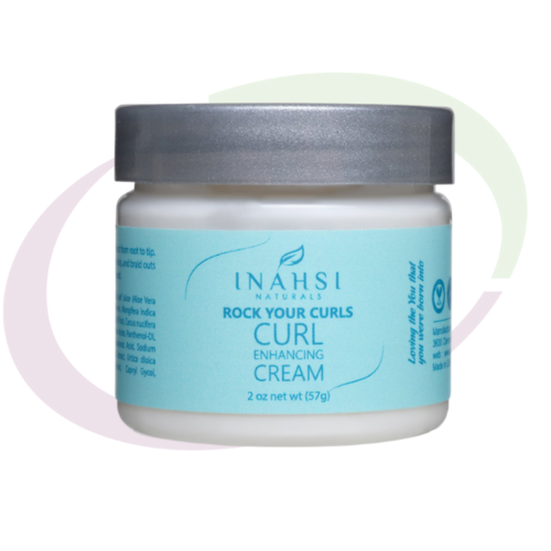 Inahsi Naturals Rock your curls cream, Travel Size