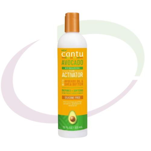 Cantu Avocado Curl Activator Cream, 355 ml