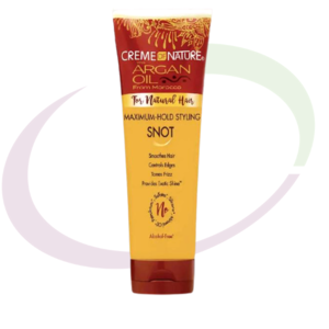 Creme of Nature Creme of Nature Argan Oil Maximum Hold Styling Snot
