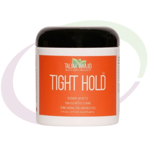 Taliah Waajid Black Earth Tight Hold gel, 177 ml