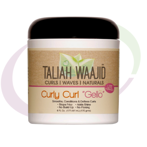 Taliah Waajid Curly Curl Gello, 177 ml