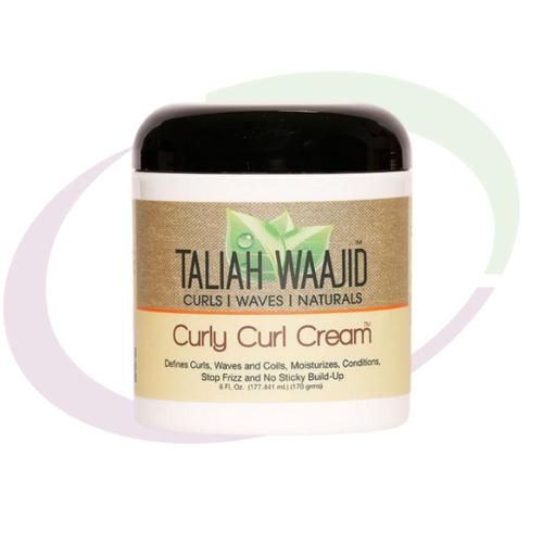Taliah Waajid Curly Curl Cream, 177 ml