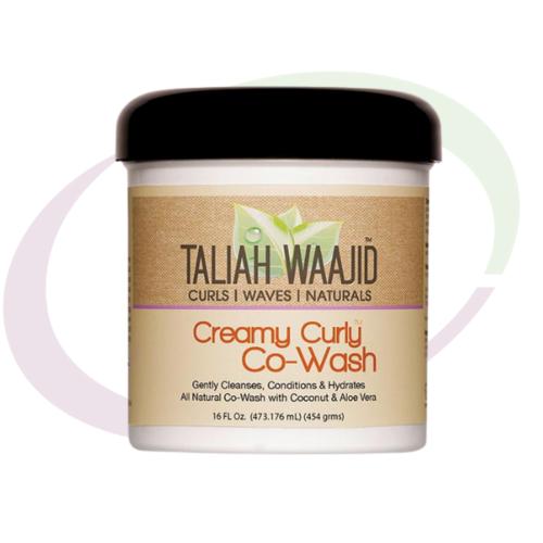 Taliah Waajid Creamy Curly Co-Wash, 455 gram