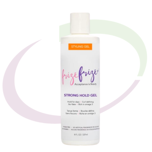 Frize Frize Strong Hold Gel - Travel Size