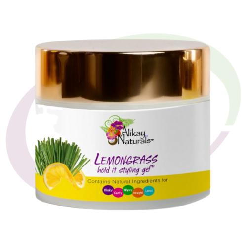 AliKay Lemongrass Hold It Styling Gel, 237 ml