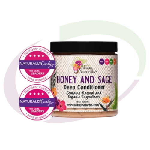 AliKay Naturals Honey & Sage Deep Condtioner