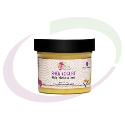 Alikay Shea Yogurt Hair Moisturizer, 59 ml, travel size