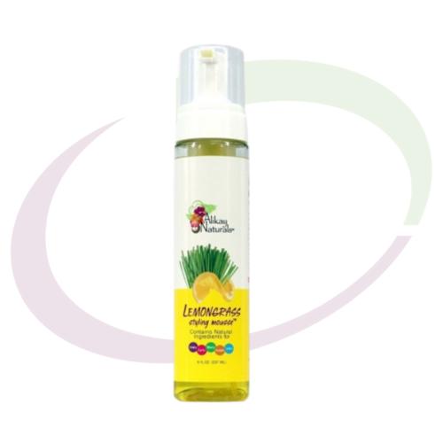 AliKay Lemongrass Styling Mousse, 237 ml