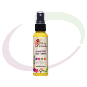 AliKay Naturals Lemongrass Leave-in Conditioner, Travel Size