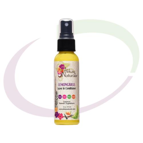 AliKay Naturals Lemongrass Leave-in, 59 ml