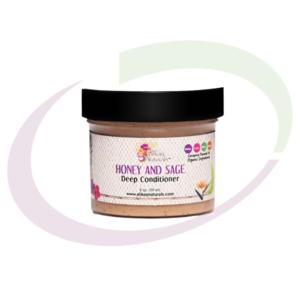 AliKay Naturals Honey & Sage Deep Condtioner, Travel Size