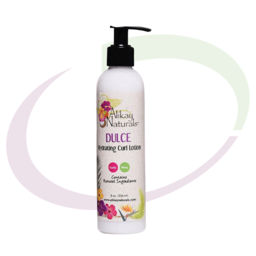AliKay Naturals Dulce Hydrating Curl Lotion,  236 ml