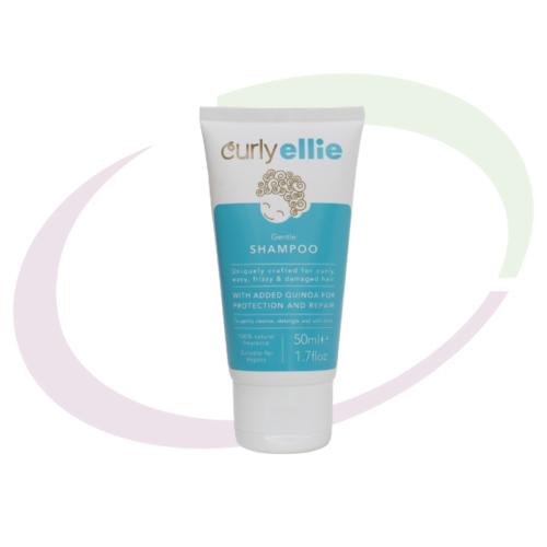CurlyEllie Shampoo, 50 ml