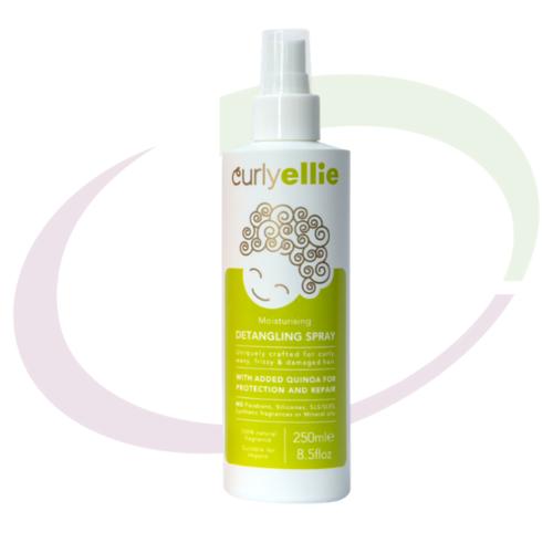 CurlyEllie Detangling Spray, 250 ml