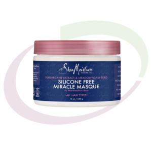 Shea Moisture Sugarcane Extract & Meadowfoam Seed Miracle Masque