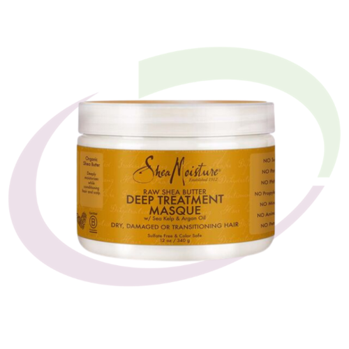 Shea Moisture Shea Moisture Raw Shea Butter Deep Treatment Mask, 340 gr