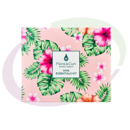 Flora & Curl Travel Essentials Kit