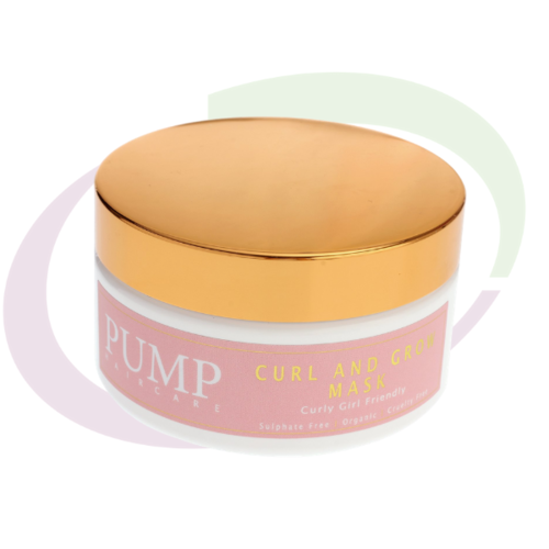 Pump Curl and Grow Mask, 250 ml