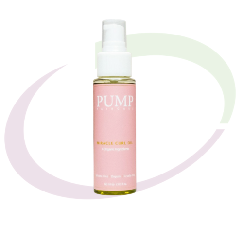Miracle Curl Oil, 60 ml