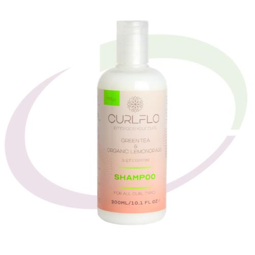Curl Flo, Moisturising Cream Shampoo, 300 ml