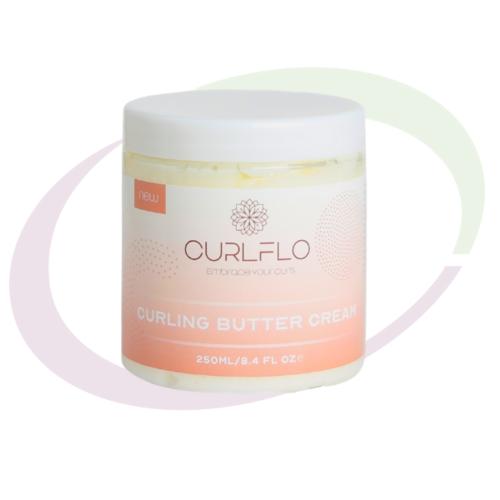 Curl Flo, Curling Butter Cream, 250 ml