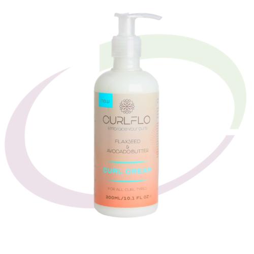 Curl Flo, Curl Moisturising Cream, 300 ml