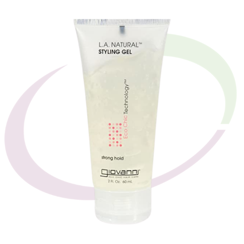 Giovanni L.A. Natural Styling Gel Strong Hold 60 ml