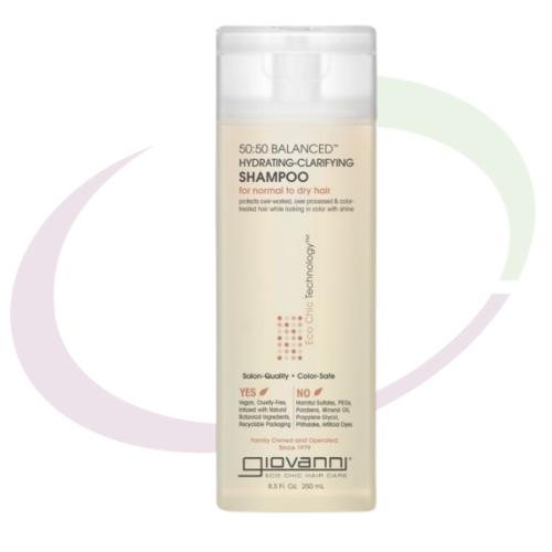 Giovanni 50/50 Balanced Shampoo, 250 ml