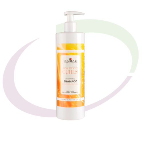 Sumilayi Ooh So Soft Curls: Shampoo, 250 ml