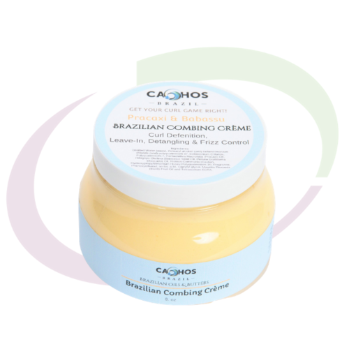 Cachos Brazil Brazilian Combing Crème, 236 ml