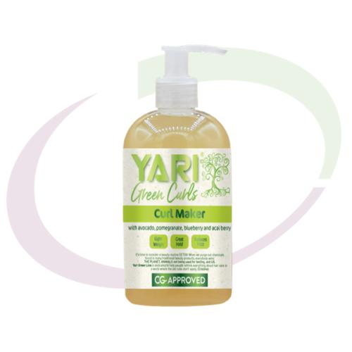 Yari Green Curls, Green Curls, Curl Maker, 384 ml