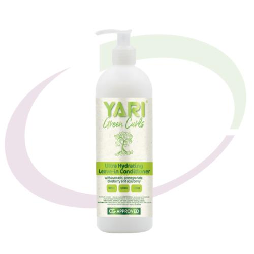 Yari Green Curls, Ultra Hydrating Leave-in Conditioner, 500 ml