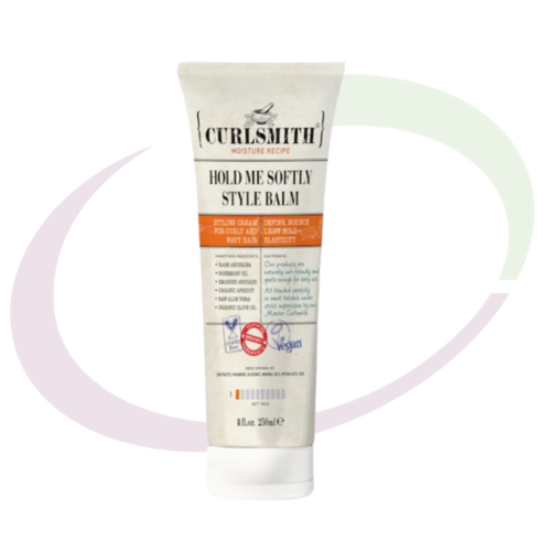 Curlsmith, Hold Me Softly Style Balm, 59 ml Travel Size