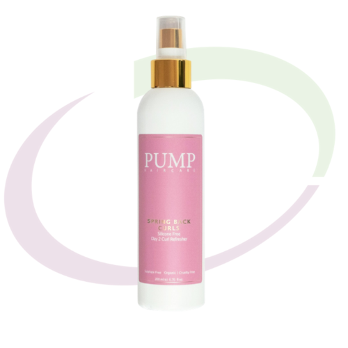 Pump Spring Back Curls Day 2, 200  ml
