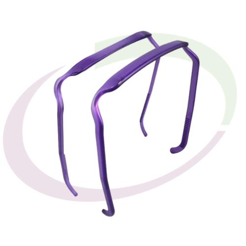 Zazzy Bandz hair blending colors — Purple