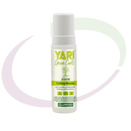Yari Green Curls, Curling Mousse, 220  ml