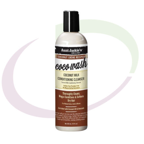Coco Wash - Coconut Milk Conditioning Cleanser, 355 ml