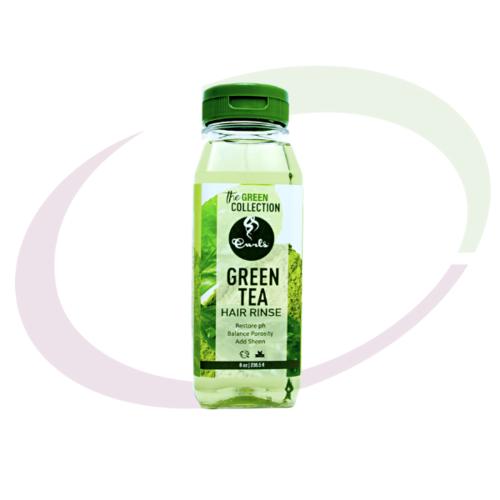 Curls Green Tea Hair Rinse, 237 ml