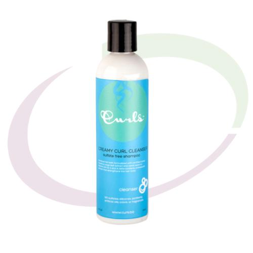 Curls Creamy Curl Cleanser, 295 ml