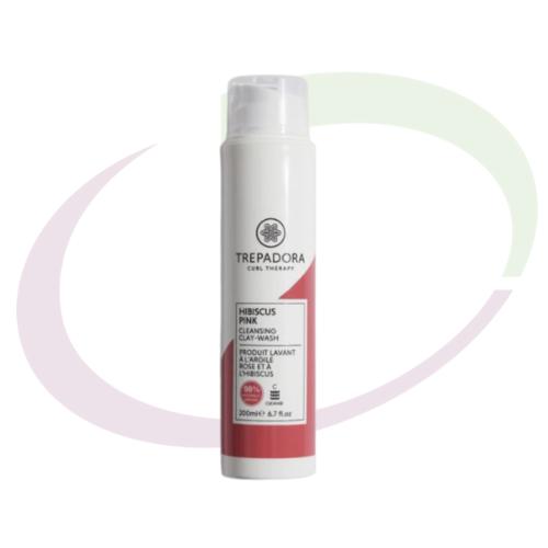 Trepadora, Hibiscus Pink Cleansing Clay-Wash, 200 ml