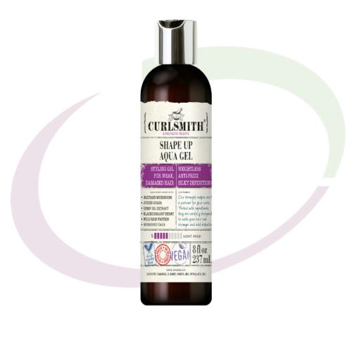 Curlsmith, Shape Up Aqua Gel, 237 ml